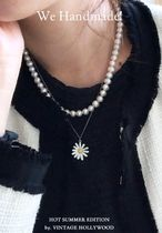 VINTAGE HOLLYWOOD(ヴィンテージハリウッド) ネックレス・チョーカー BLACKPINK着用◆ VINTAGE HOLLYWOOD◆ Natural Pearl Necklace