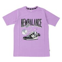 ☆NEW BALANCE キッズ Character Tシャツ DVG 国内発送 正規品!