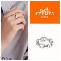 HERMES(エルメス) 指輪・リング [ HERMES ] Chaine d'Ancre Enchainee Ring リング Small Model