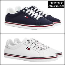 【Tommy Hilfiger】Jeans Essential レースアップ スニーカー ♪