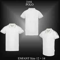 21SS★新作★MONCLER★POLO キッズ コットンポロシャツ
