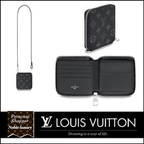21SS LOUIS VUITTON ジッピー コンパクト ウォレット モノグラム