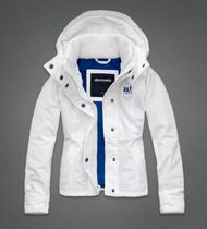 Abercrombie & Fitch(アバクロ) キッズアウター 10-12歳 FLEECE LINED A&F ALL-SEASON WEATHER WARRIOR JACKET