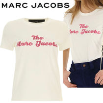 MARC JACOBS【関税込み*送料無料】ラメプリントロゴTシャツ♪