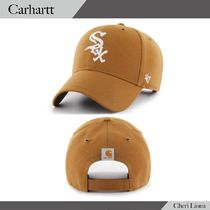 Carhartt ×47 CHICAGO WHITE SOX CLEAN UP キャップ 送料込
