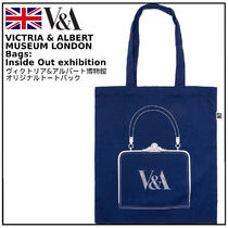 Victoria&Albert(ヴィクトリア&アルバート) トートバッグ 英国V&Aミュージアム 限定トートバッグ Bags Inside Out
