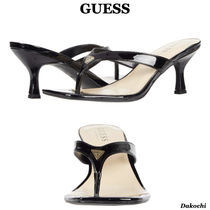 GUESS◆ロゴ ミュール◆Until