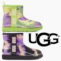 UGG☆アグ21新作CLASSIC CLEAR MINI TIE DYEクリアミニ