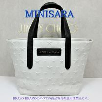 JIMMY CHOO★VIPセール★MINISARA EMBOSSEDSTARS★即発送可♪