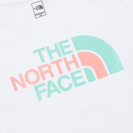 THE NORTH FACE キッズ用トップス [ノースフェイスキッズ] キッズ COLOR LOGO Tシャツ ★新作★(4)