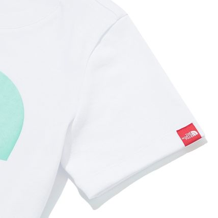THE NORTH FACE キッズ用トップス [ノースフェイスキッズ] キッズ COLOR LOGO Tシャツ ★新作★(5)