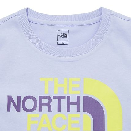 THE NORTH FACE キッズ用トップス [ノースフェイスキッズ] キッズ COLOR LOGO Tシャツ ★新作★(10)