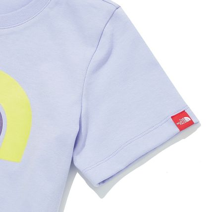 THE NORTH FACE キッズ用トップス [ノースフェイスキッズ] キッズ COLOR LOGO Tシャツ ★新作★(12)