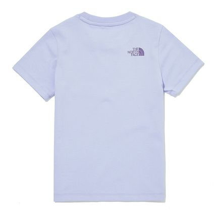 THE NORTH FACE キッズ用トップス [ノースフェイスキッズ] キッズ COLOR LOGO Tシャツ ★新作★(13)