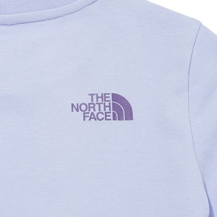 THE NORTH FACE キッズ用トップス [ノースフェイスキッズ] キッズ COLOR LOGO Tシャツ ★新作★(14)