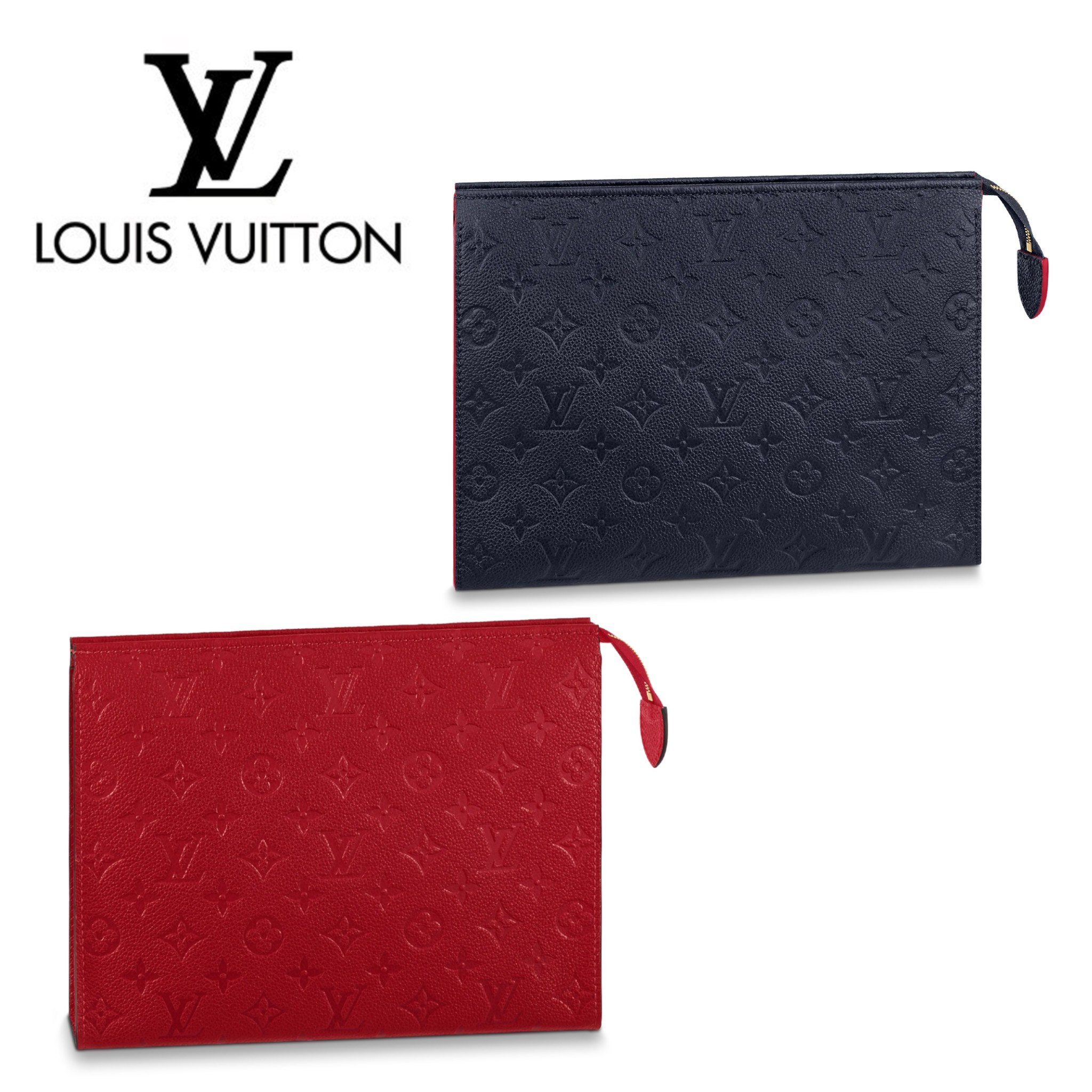 21SS ルイヴィトン 男女OK inバッグにも クラッチバッグ ポーチ (Louis Vuitton/ポーチ) M45666  M45665