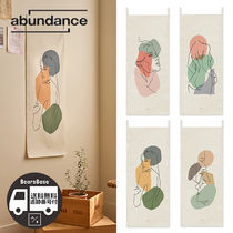 abundance Color drawing Fabric Poster BBH1424 追跡付
