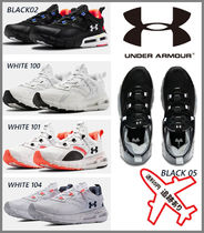 【UNDER ARMOUR】 UA HOVR Mega MVMNT Sports Style Shoes