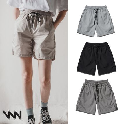 WV PROJECT★Picnic Light Short Pants - KMSP7476 4カラー