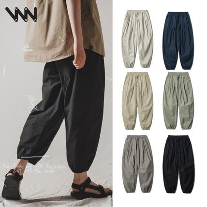 WV PROJECT★Lowky banding cool balloon Pants CJLP7492 6色