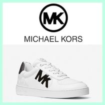 Michael Kors☆Bari Mixed-Media スニーカー