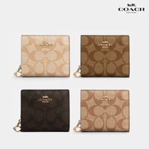 COACH♥SNAP コンパクトWallet 二つ折り財布 3309