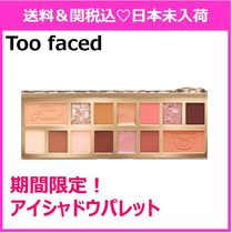 Too Faced(トゥーフェイスド) アイメイク 【Too faced】期間限定!Teddy Bare It All Eye Shadow Palette