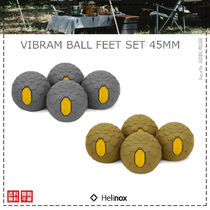Helinox / 21SS / VIBRAM BALL FEET SET 45MM
