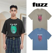 """FUZZ(ファズ) Tシャツ・カットソー 【FUZZ】FUZZ """"SHE WANTS TO MOVE"""" S/S TEE"""