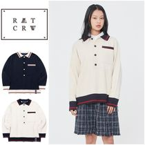 さらに100円引き◆ROMANTIC CROWN◆BUTTON UP KNIT SWEATER