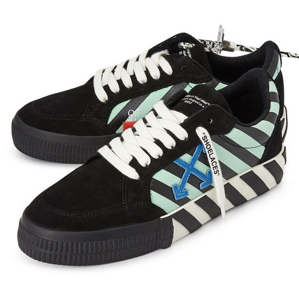 Off-White 21SS VULC Arrows Patch スニーカー