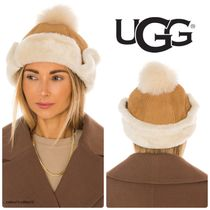 UGG UP FLAP HAT ハット