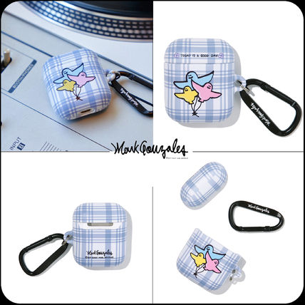 【MARK GONZALES】★BALLOON SELLER ANGEL CHECK AIRPOD CASE