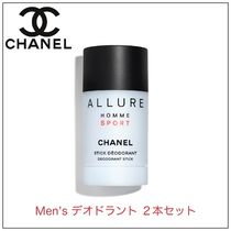 CHANEL  ALLURE HOMME SPORT デオドラント 2本セット