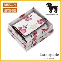 【Kate Spade】small trifold continental◆国内発送◆