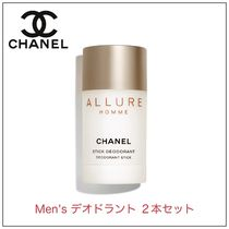 CHANEL ALLURE HOMME デオドラント 2本セット