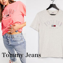 【Tommy Jeans】半袖ロゴTシャツ