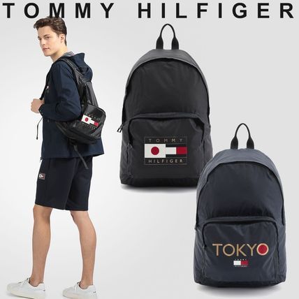 TOMMY HILFIGER Tokyo Capsule Packable Backpack すぐ届く