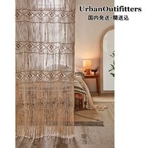Urban Outfitters*マクラメ織りウィンドウパネル国内発送/関送込