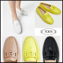 TOD'S☆GOMMINO DRIVING SHOES☆フラットシューズ☆送料込