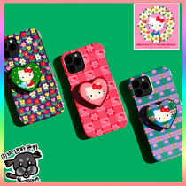 【wiggle wiggle】iPhone Galaxy hard Case + smartGrip