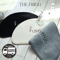 the frigg Daily half-moon Bathroom Foot Mat BBH1434 追跡付