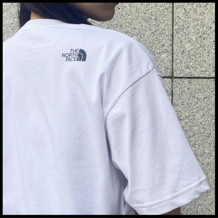 THE NORTH FACE Tシャツ・カットソー 国内発送/正規品★THE NORTH FACE★MEN'S LOGO & SLOGAN T-SHIRT(5)