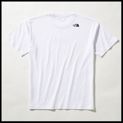 THE NORTH FACE Tシャツ・カットソー 国内発送/正規品★THE NORTH FACE★MEN'S LOGO & SLOGAN T-SHIRT(7)