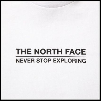 THE NORTH FACE Tシャツ・カットソー 国内発送/正規品★THE NORTH FACE★MEN'S LOGO & SLOGAN T-SHIRT(8)
