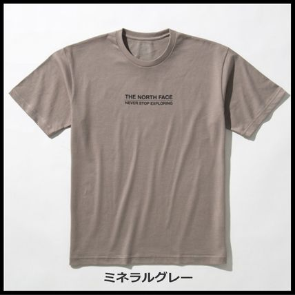 THE NORTH FACE Tシャツ・カットソー 国内発送/正規品★THE NORTH FACE★MEN'S LOGO & SLOGAN T-SHIRT(10)