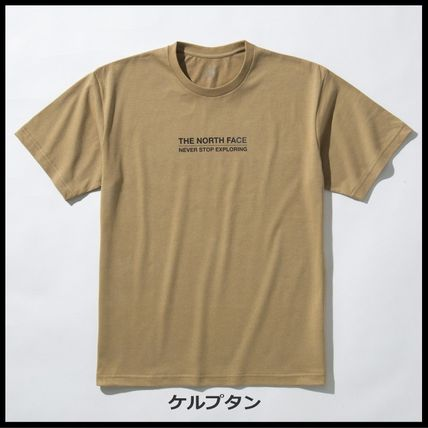 THE NORTH FACE Tシャツ・カットソー 国内発送/正規品★THE NORTH FACE★MEN'S LOGO & SLOGAN T-SHIRT(11)