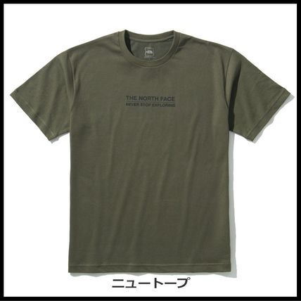 THE NORTH FACE Tシャツ・カットソー 国内発送/正規品★THE NORTH FACE★MEN'S LOGO & SLOGAN T-SHIRT(13)