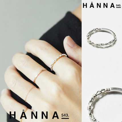 [HANNA543] R442S Antique Silver Ring★BTS J-Hope 着用