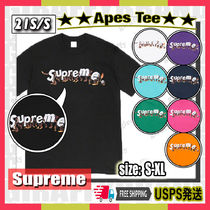 【21SS】SUPREME Apes Tee [追跡付き]
